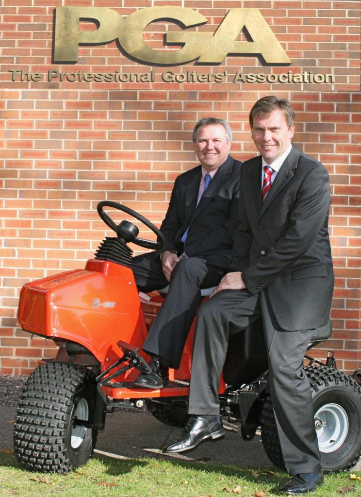 Golf Business News Ransomes Jacobsen Extends Pga