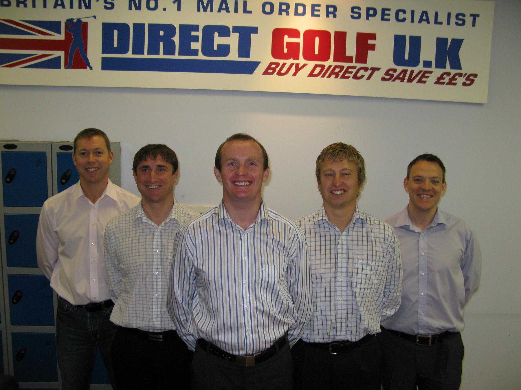 Direct Golf Directors