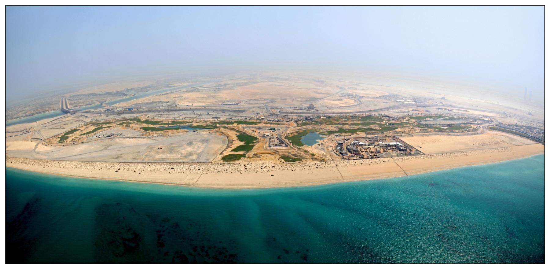 Saadiyat Beach Golf