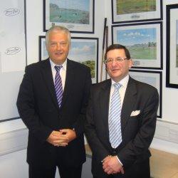 Bob Clark and Stan Segalmod