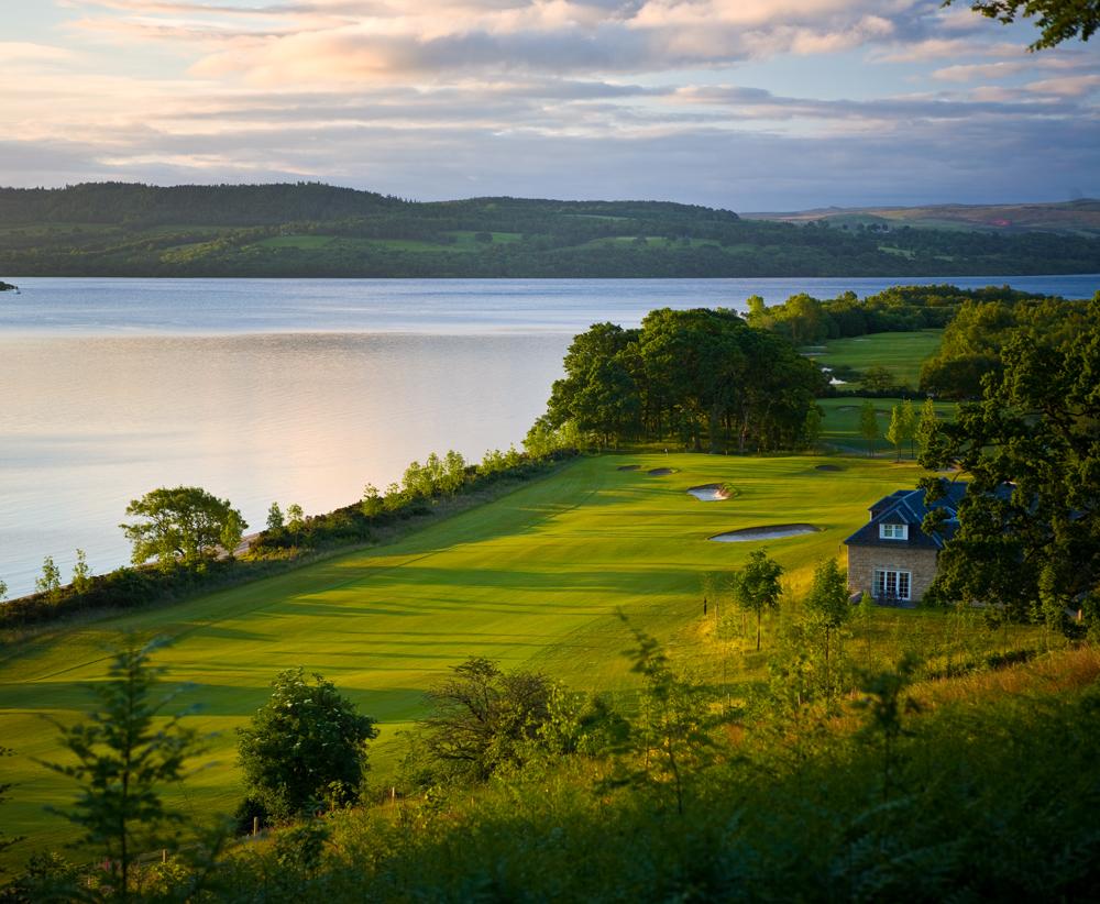 Carrick on Loch Lomond (IntPairs)