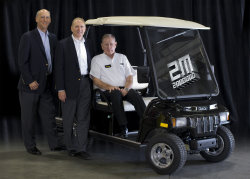 Club Car 2M Bolch, Michel, Penningtonmod