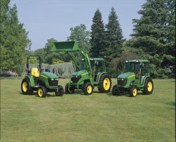 JD20 Series compact tractorsmod
