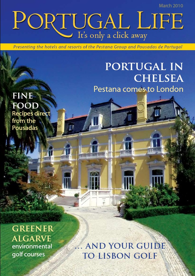 Portugal Life Front cover Mar 2010