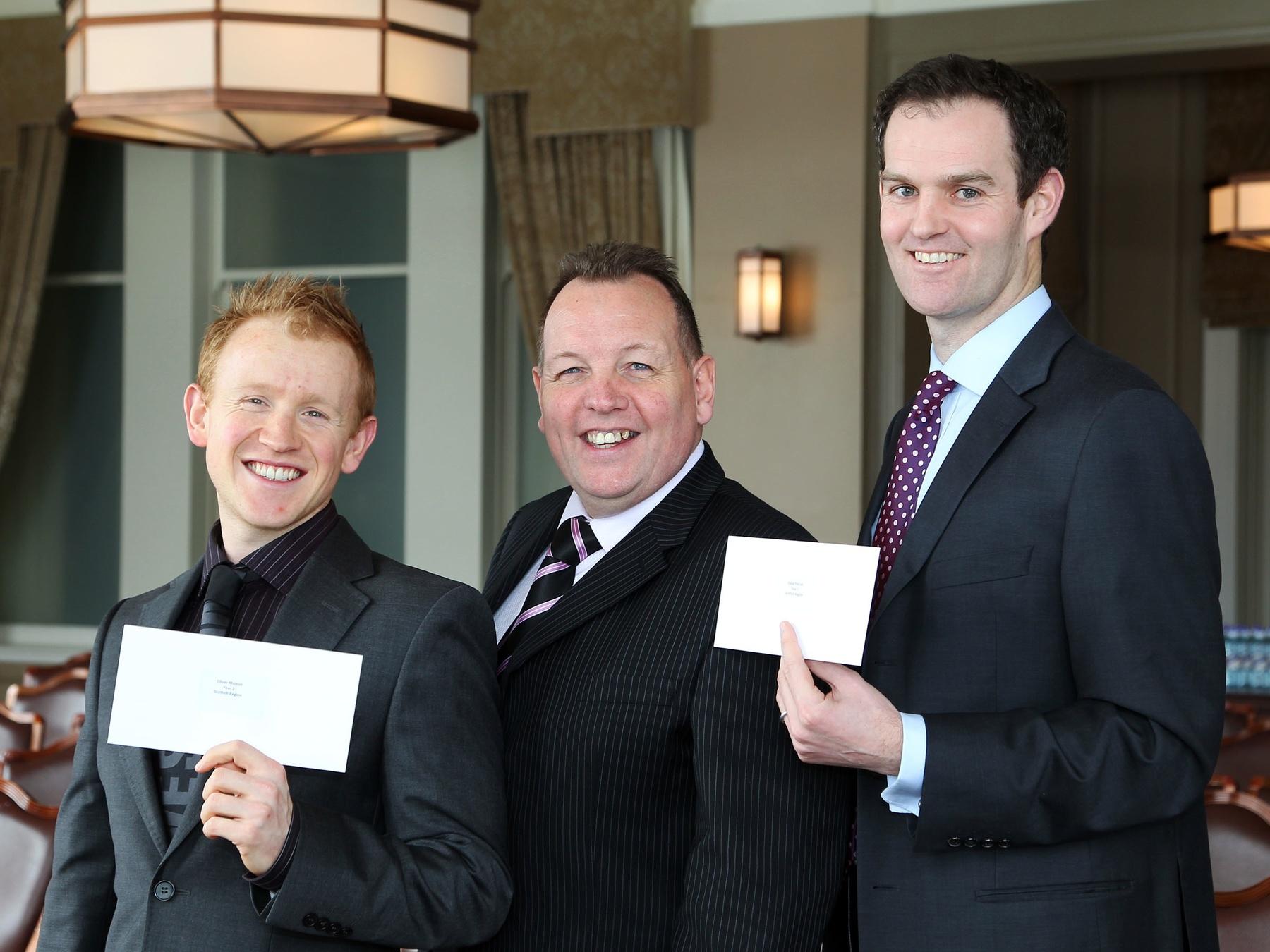 TGI Scottish awards