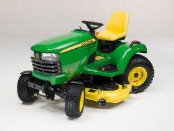 John Deere X749 lawn tractor studio Amod