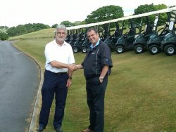 Club Car Peter Earl and Peter Turner @ Houghwoodmod