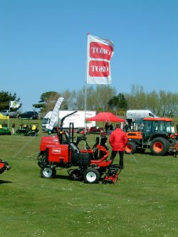 Conwy Turf Show TORO and GENERAL IMAGEmod