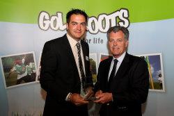 Cooner receives Foundation awardmod