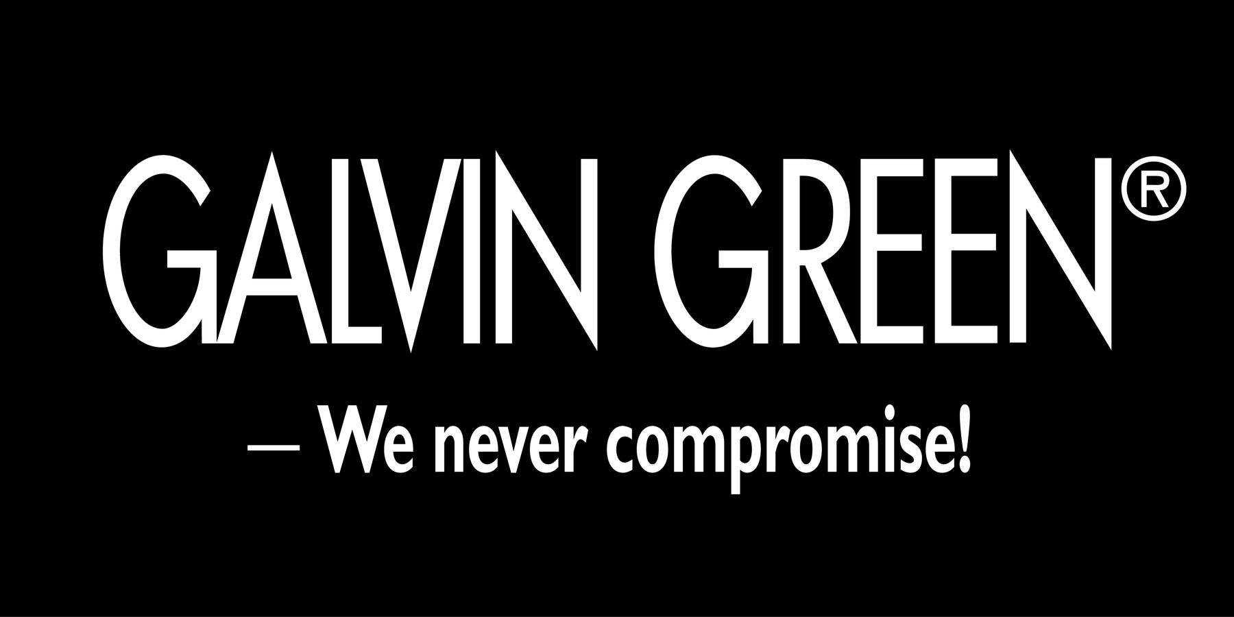 Galvin Green logo black