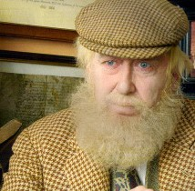 David Joy as Old Tom