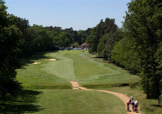 East Berkshire 15th hole