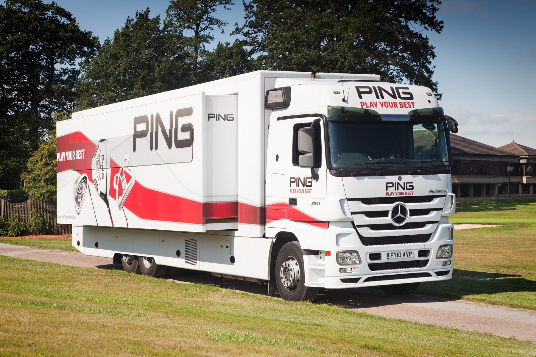 ping images for impact press and pr