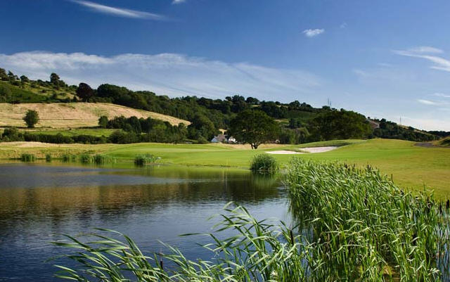 2010 Ryder Cup Course at Celtic Manor