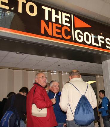 NEC Golf Show credit Azalea Group