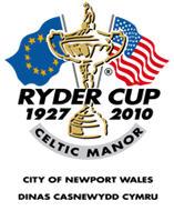 Newport Ryder Cup logo