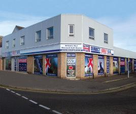 Peterborough Store exteriormod