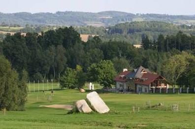 Faldo Czech course