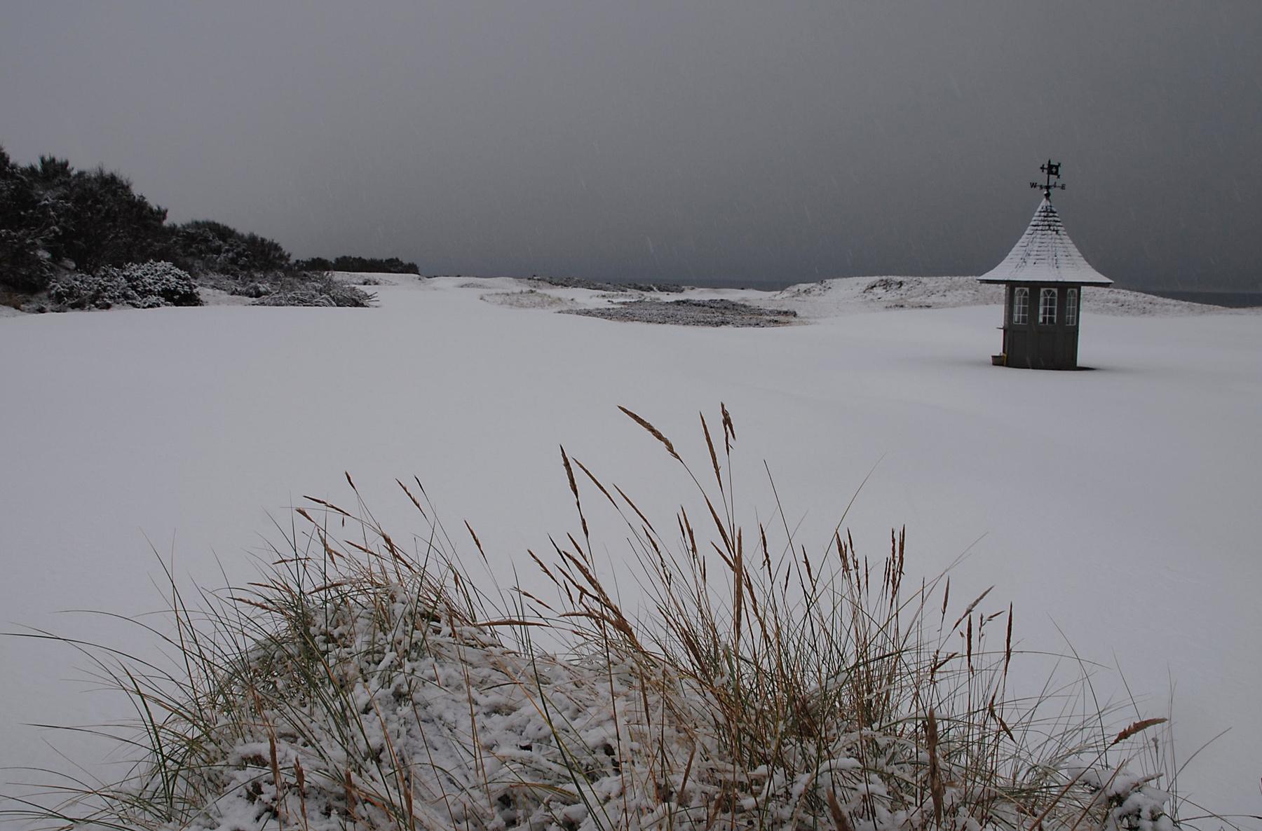 Kingsbarns_snow