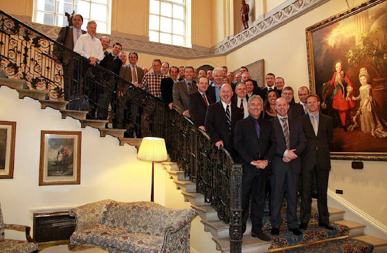 Multi-course Owners meet in London