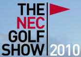 NEC Golf Show logo