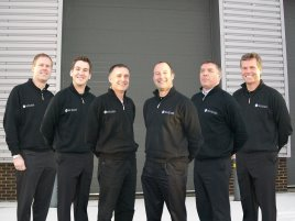 Motocaddy Sales Team.mod