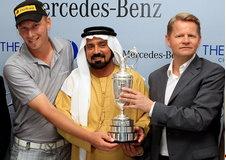 Mercedes Open Sponsorship