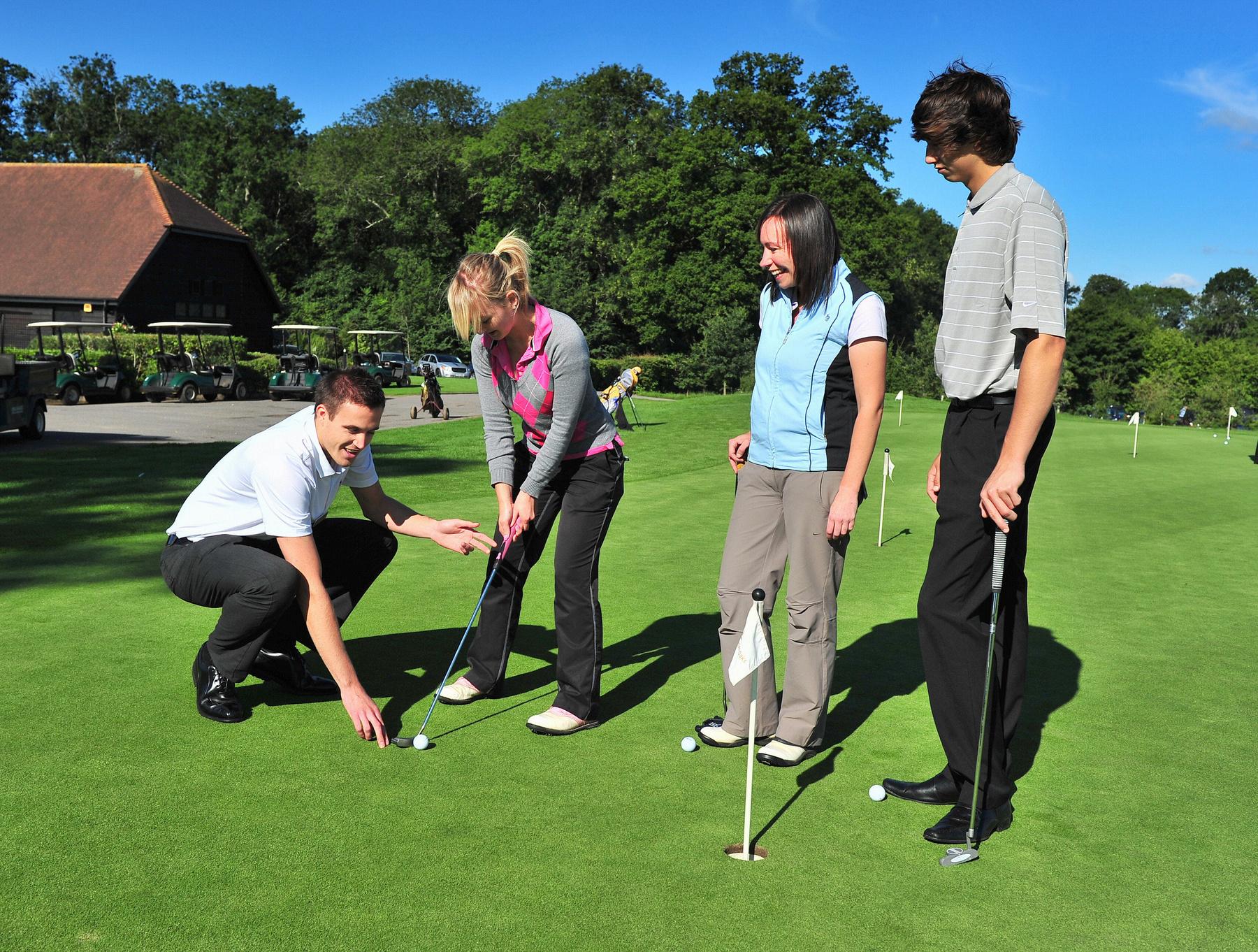 Crown Golf Sherfield Oaks – Discover Golfmod