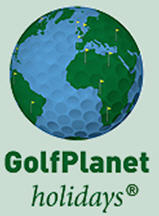 GolfPlanet Holidays logo