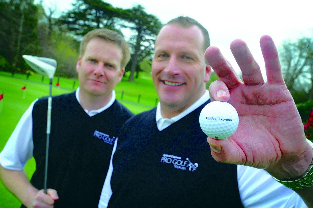 Alan Tait and Nigel Scott-Smith