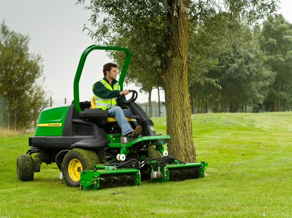 Golf Business News Spring Finance From John Deere Credit