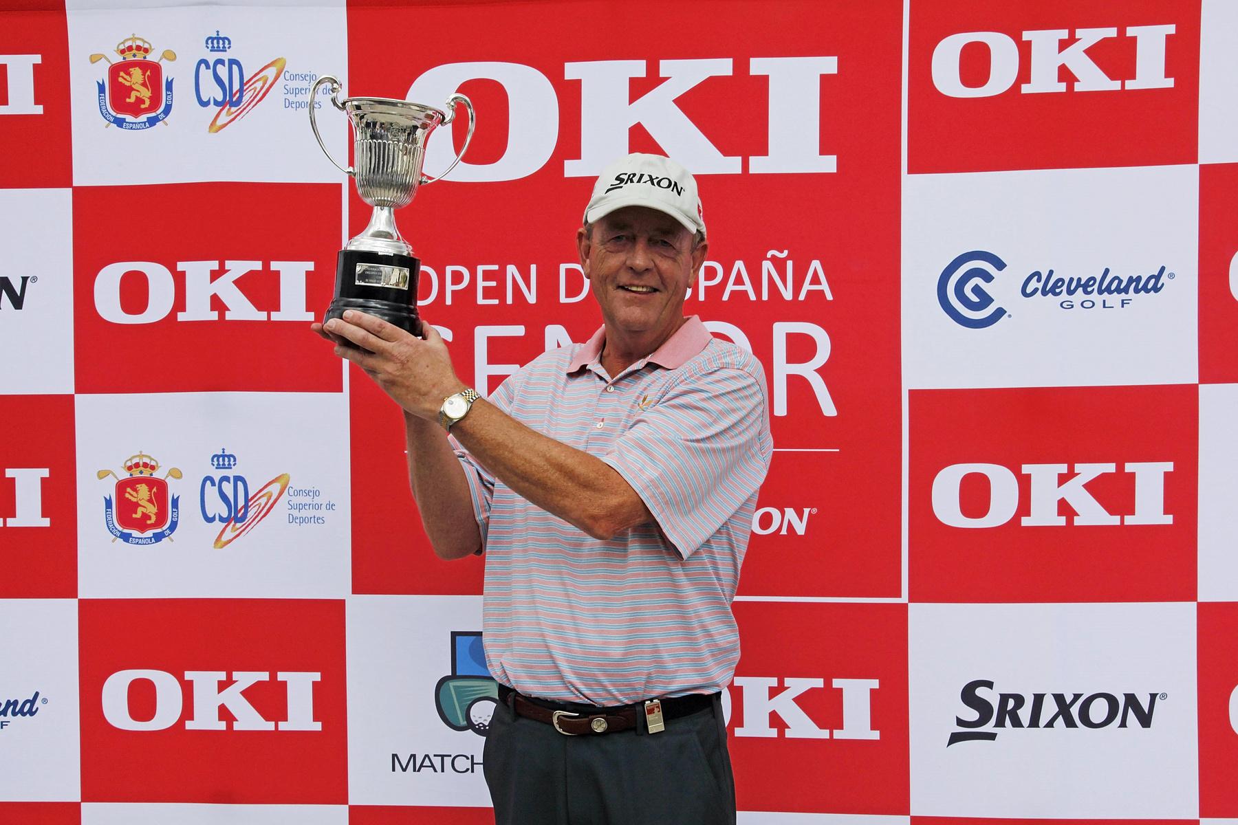 OKI Open de Espana Senior by Cleveland Golf/Srixon – Round Three