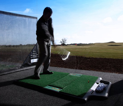 Golf Business News Realistic New Range At Stone In Staffs