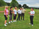 "A ""Discover Golf"" coaching session at a Crown Golf Academy"
