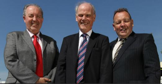 Golf Trade Show, Hedges, Jones and Reid