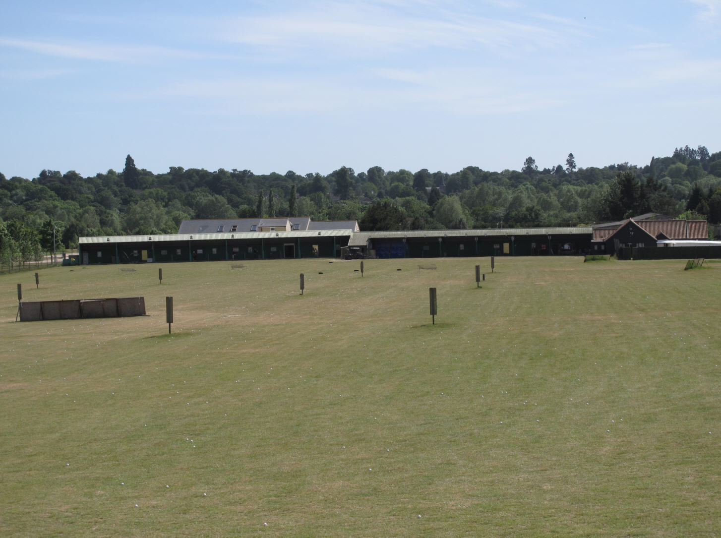Lexden Wood Golf Centre