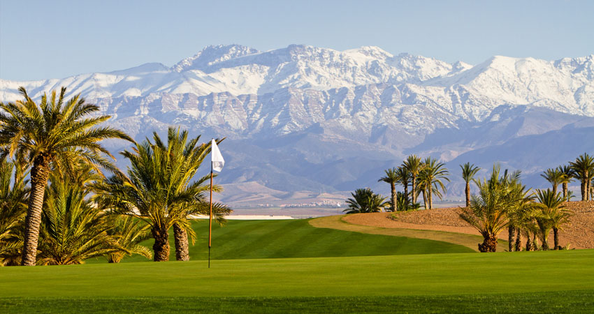 Marrakech Golf Club 14 lr