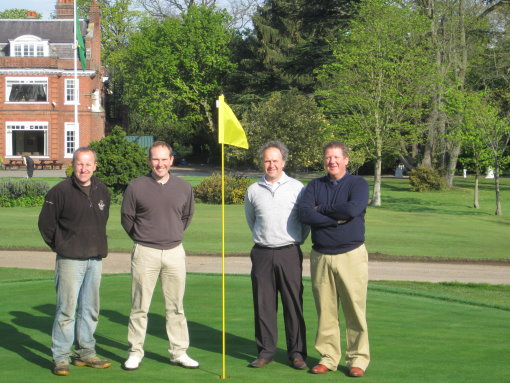 Golf Business News Bush Hill Park Reconstructs And Opens