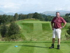 Head greenkeeper David Wilkinson says Windermere Golf Club has extended its playing season after switching to Barenbrug's BAR Extreme