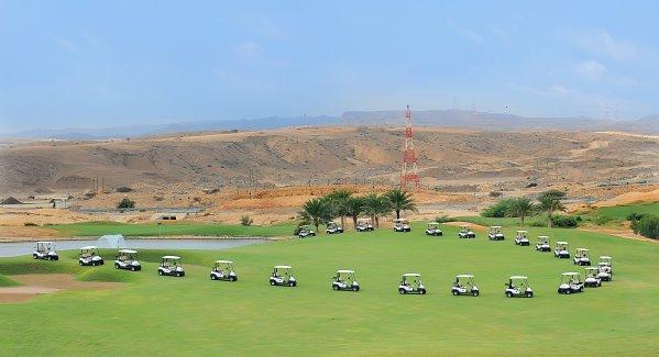 Golf Business News - Muscat Hills driven by proactive
