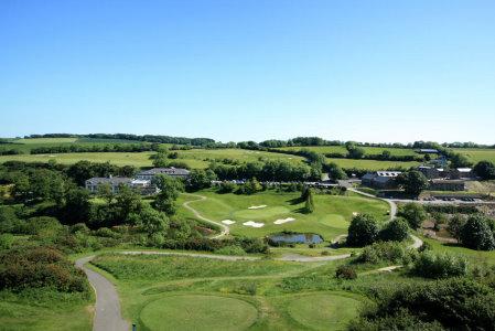 Dartmouth Golf Club 9th