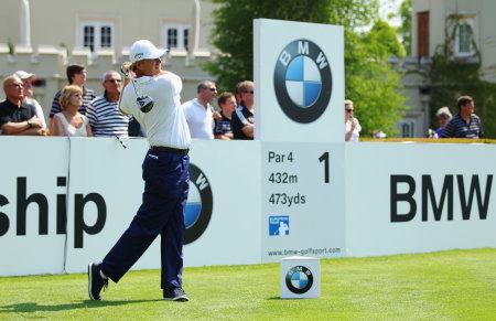 Ernie Els at 2012 BMW PGA Championships – Previews