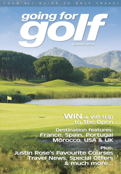 Going for Golf cover