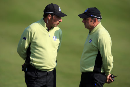 Ryder Cup – Day One Four-Balls