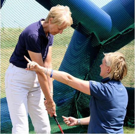 England Golf Grants