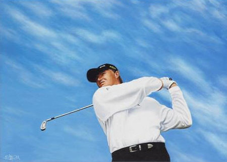 Ernie Els The Big Easy by Simon Russell