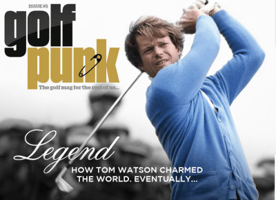 GolfPunk cover issue 5