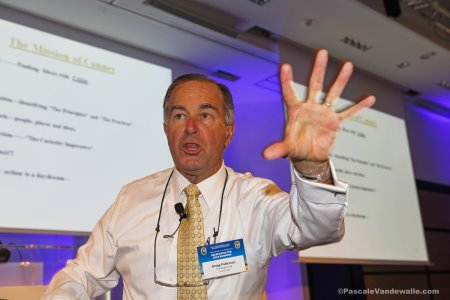 Greg Paterson at EGCOA Cannes Conference 2012