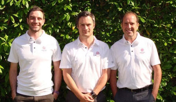 New officers at England Golf