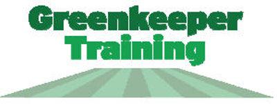 Greenkeeper Training logo